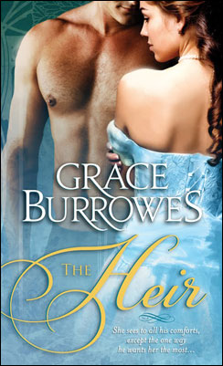 The Heir | Grace Burrowes | I believe in love.