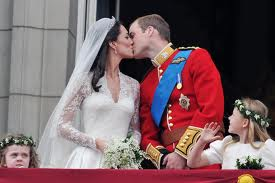 William kissing kate