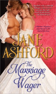 The Marriage Wager Cover