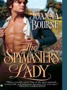 Spymaster's lady
