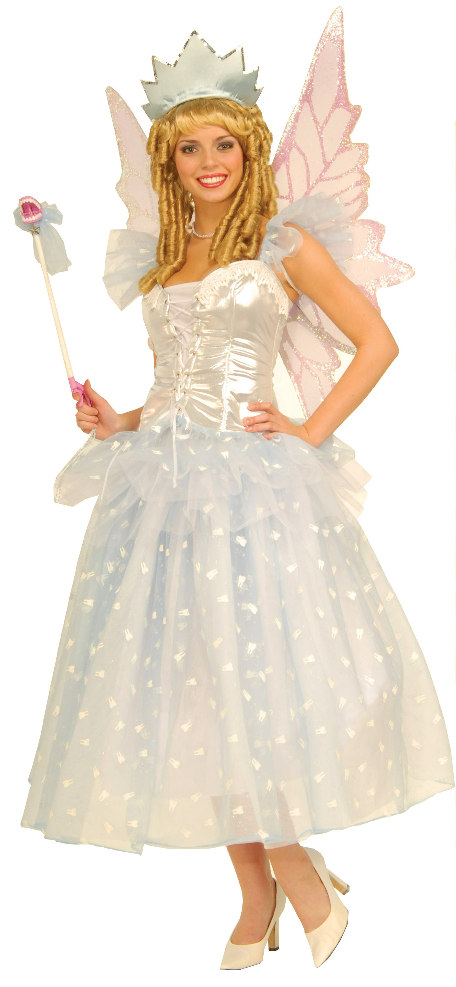 Sexy tooth fairy costume erotic pic