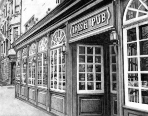 blog irish pub