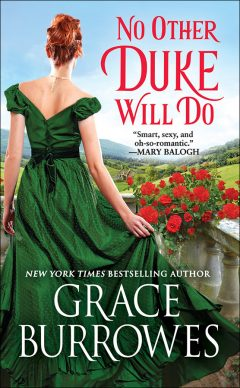 The Trouble with Dukes - Grace Burrowes