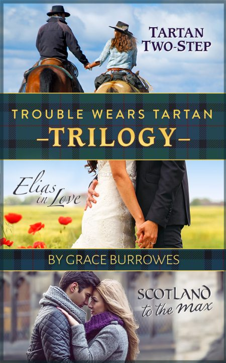 Trouble Wears Tartan Trilogy