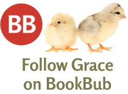 Follow Grace on Bookbub